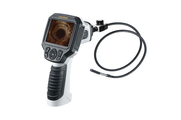 Product image for Laserline 7.6mm probe Inspection Camera Kit, 1000mm Probe Length, 640 x 480 pixels Resolution, LED Illumination