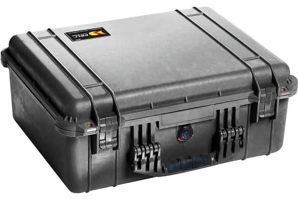 Product image for Peli 1550 Waterproof Plastic Equipment case, 206 x 524 x 428mm