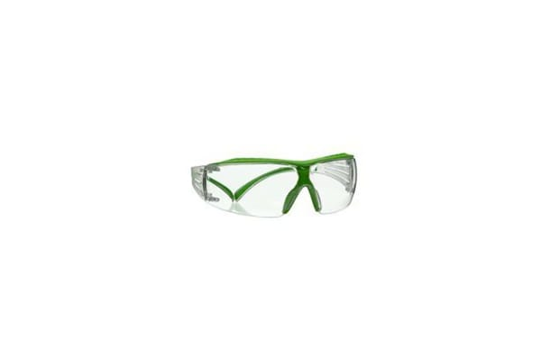 Product image for SecureFit Anti-Mist Safety Goggles, Clear Polycarbonate Lens