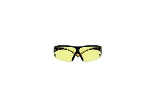 Product image for SecureFit Anti-Mist Safety Goggles, Amber