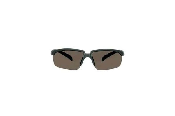 Product image for Solus Anti-Mist UV Safety Goggles, Grey Polycarbonate Lens, Scratch Resistant
