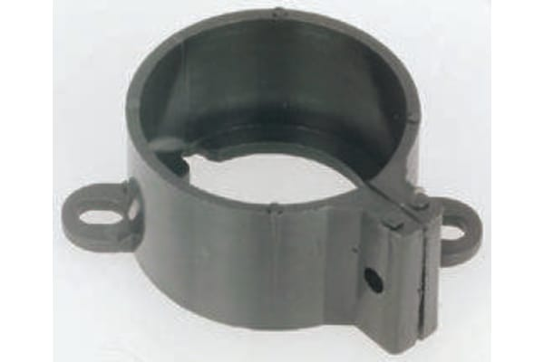 Product image for Capacitor mounting clamp,nylon 45mm
