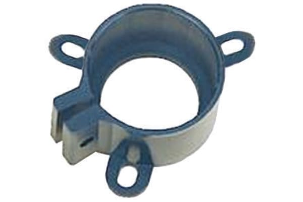 Product image for Capacitor mounting clamp,nylon 50mm