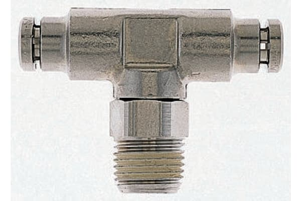 Product image for PNEUFIT SWIVEL TEE ADAPTOR,1/8INX6MM