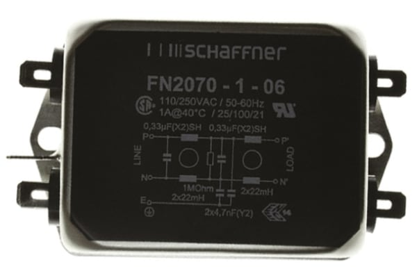 Product image for 2 STAGE HIGH PERFORMANCE FILTER,1A
