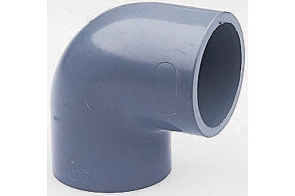 Product image for GEORGE FISCHER 90DEG ABS ELBOW,1 1/2IN