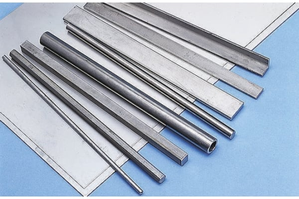 Product image for 1.5m x 16mm Diameter 303S31 Stainless Steel Rod