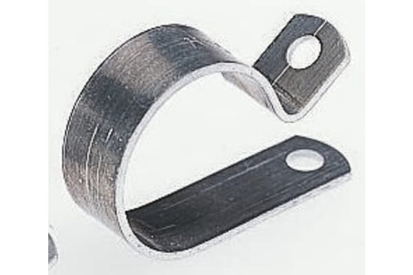 Product image for CABLE-CLAMP ALU 6,4MM