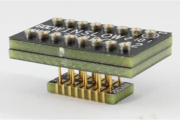 Product image for 16 WAY DIL TO SOIC SOCKET,0.3IN PITCH
