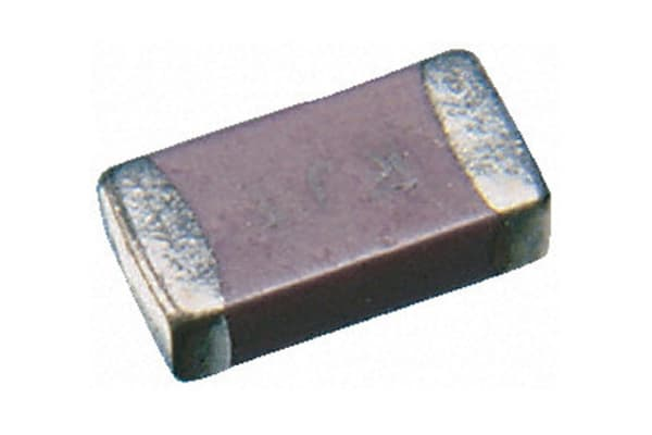 Product image for 0805 C0G CERAMIC CAPACITOR,33PF 50V