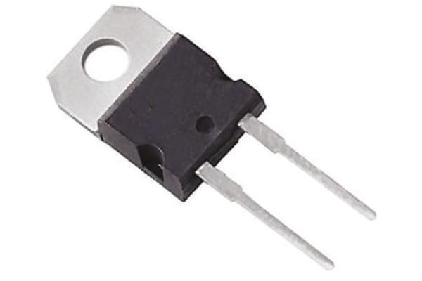 Product image for DIODE SWITCHING FAST 1.2KV 10A TO220AC
