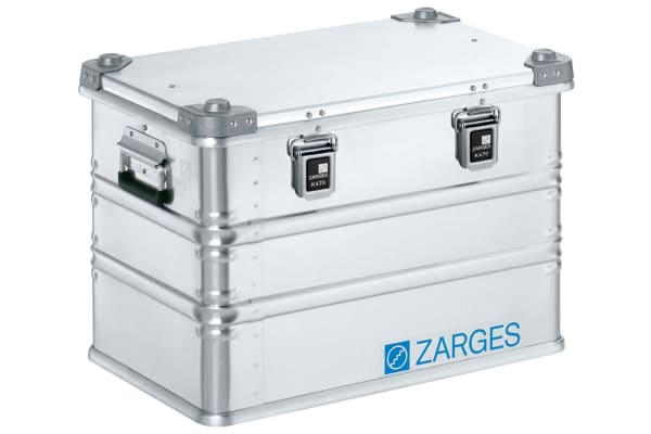 Product image for Zarges K 470 Waterproof Metal Equipment case, 410 x 600 x 400mm