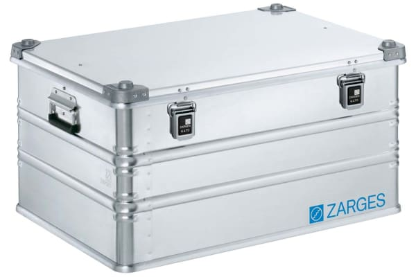 Product image for Zarges K 470 Waterproof Metal Equipment case, 410 x 800 x 600mm