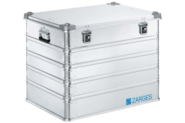 Product image for Zarges K 470 Waterproof Metal Equipment case, 610 x 600 x 800mm