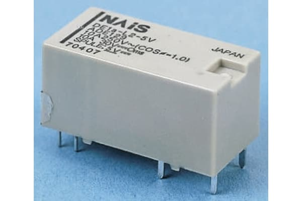 Product image for RELAY 1T 5V BIST.