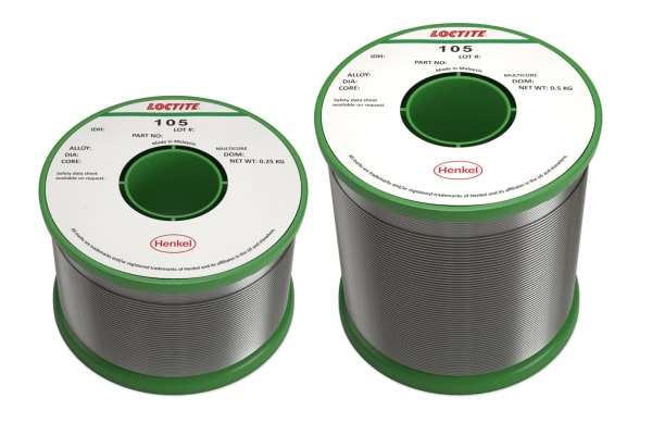Product image for COLOPHONY ROSIN FREE SOLDER,0.7MM,500G