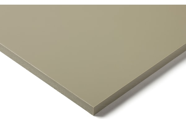 Product image for Polypropylene sheet stock,1000x500x10mm