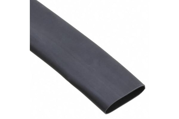 Product image for Black adhesive lined tubing,32-8mm i/d