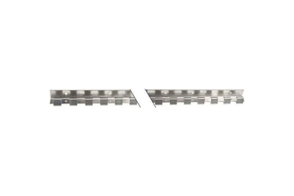 Product image for Hanging rail for curtain strip,984mm L