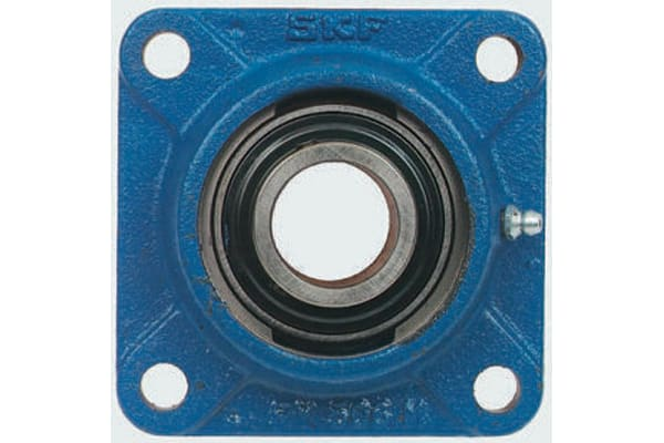 Product image for 4 Hole Flanged Bearing, FY 1. TF, 25.4mm ID