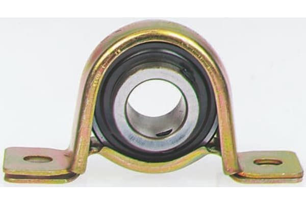Product image for PRESSED STEEL PEDESTAL BEARING,5/8INID