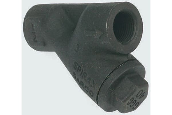 Product image for Y-TYPE STEAM STRAINER,3/4IN BSPP F-F