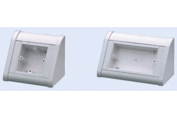 Product image for 1 GANG BENCH UNIT-MK PINNACLE TRUNKING