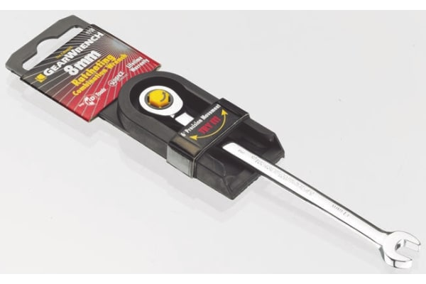 Product image for 20MM COMBINATION RATCHET SPANNER