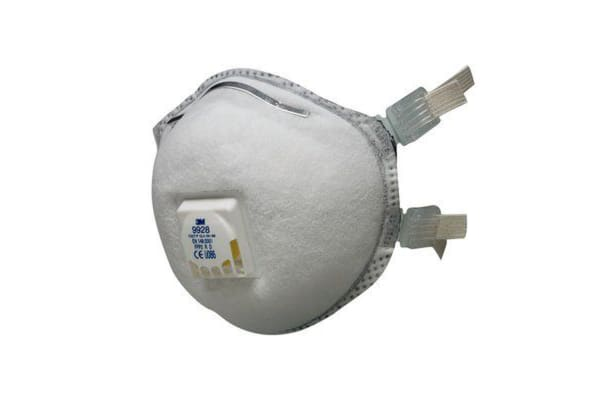 Product image for 9928 FFP2S Welding Fume Mask
