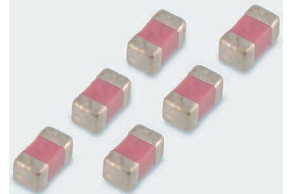Product image for 0402 SMT Ceramic Cap,C0G 100pF 50V 5%