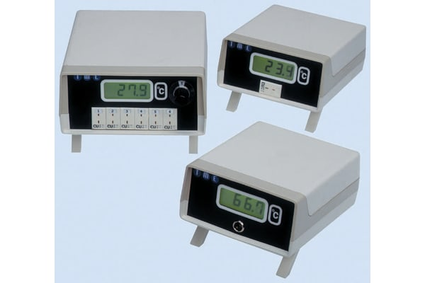 Product image for 6000 1channel(1xTC I/p) benchthermometer