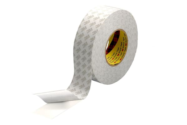 Product image for 9080HL nonwoven tissue tape,50m Lx25mm W