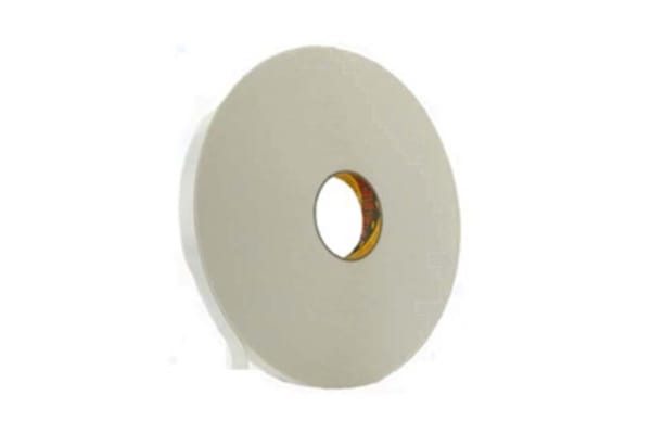 Product image for 9546double coated foam tape,66m Lx25mm W
