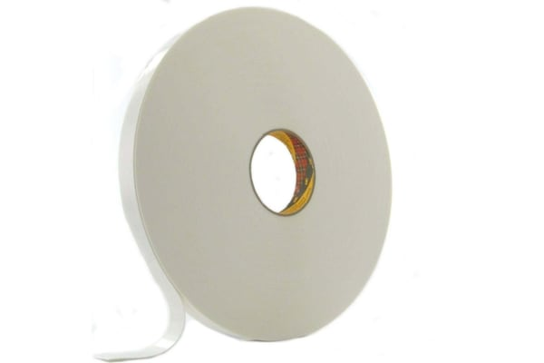 Product image for 4430 acrylic foam tape,66m Lx25mm W