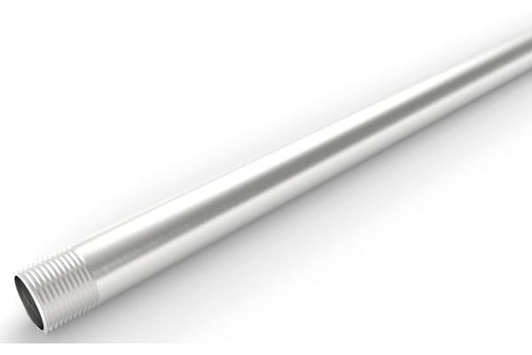 Product image for Rigid s/steel conduit,20mm 3m length