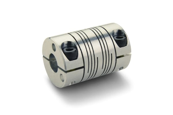 Product image for CLAMPAL LONG COUPLING,6X6MM BORE,3.98NM