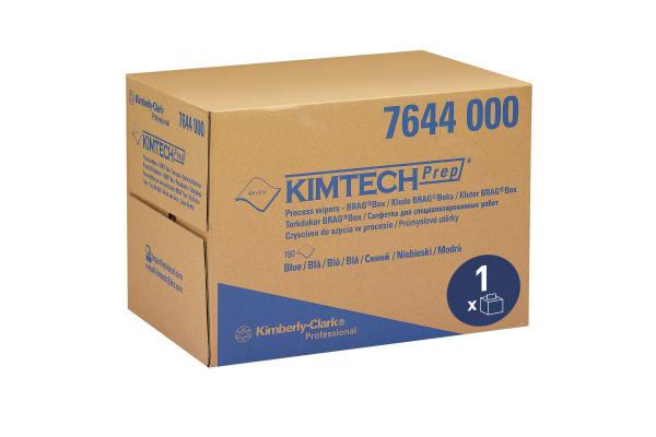 Product image for BLUE KIMTECH PREP WIPER,160 WIPER
