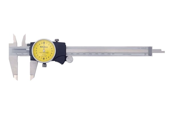 Product image for Mitutoyo 150mm Dial Caliper 0.02 mm ,Metric & Imperial