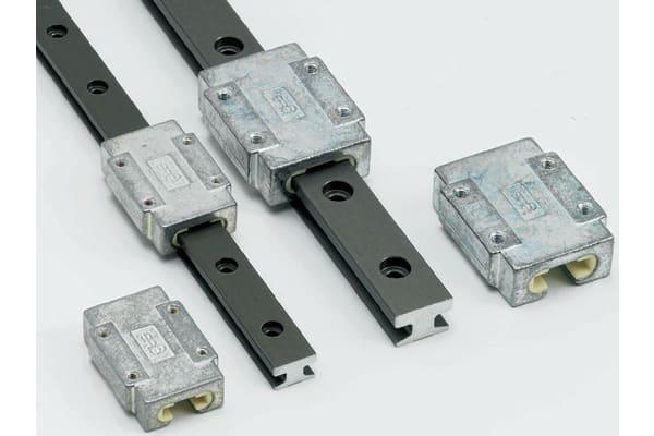 Product image for IGUS(R) DRYLIN T AL RAIL,600LX12WMM