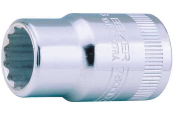 "Product image for 1/2"""" Drive Bi Hex Socket 26mm"
