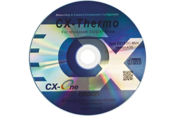 Product image for CX-Thermo PC Cofiguration Software