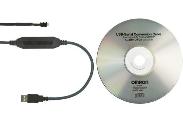 Product image for E58-CIFQ1 USB Serial Conversion Cable
