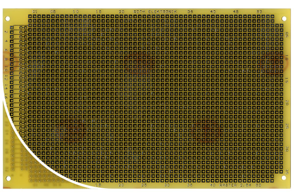Product image for 1SIDED DIN CONN PC CARD W/MATRIX,RE319LF
