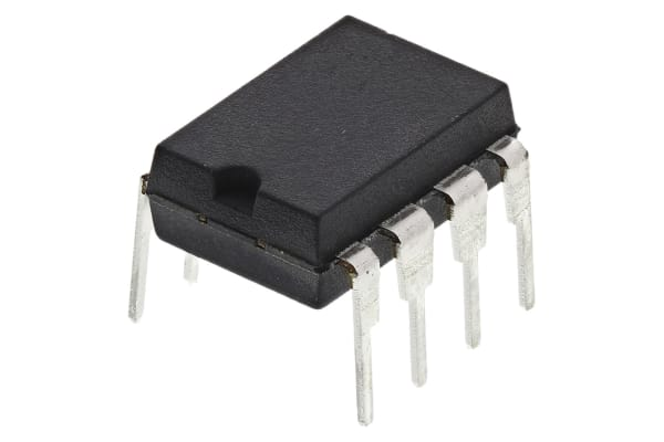 Product image for Dual precision op amp,AD708JN DIP8