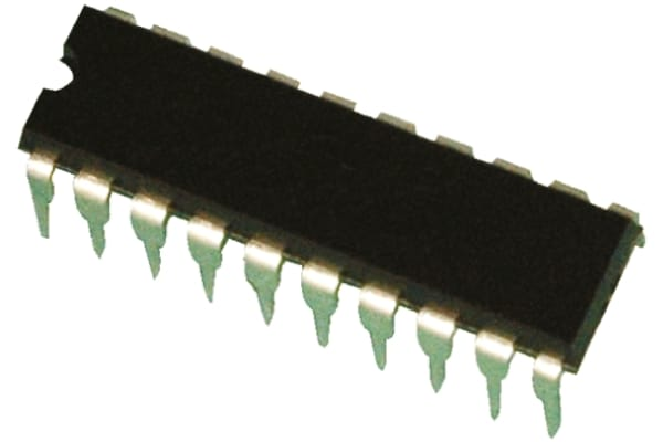 Product image for IC, 74 HIGH SPEED CMOS LOGIC, TC74HC244A
