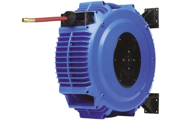 Product image for SELF RETRACTING HOSE REEL, 20M LENGTH