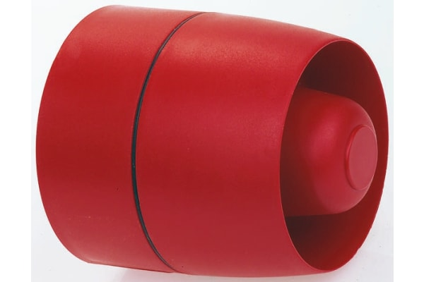 Product image for 24V 32 TONE RED DEEP BASE SOUNDER