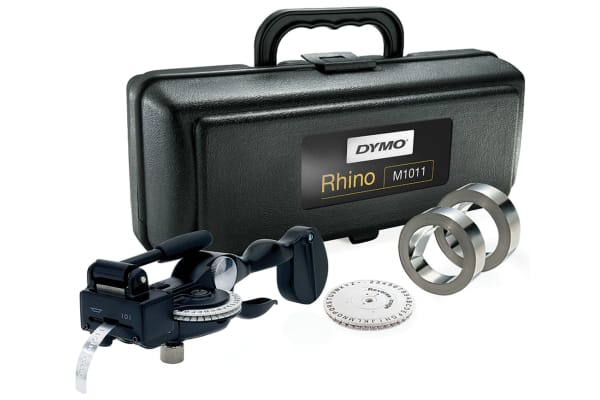 Product image for Dymo Cable Marking Kit Rhino® M1011