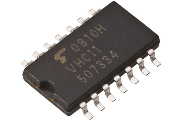 Product image for IC, 74 SERIES LOGIC
