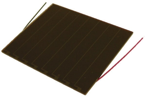Product image for SOLAR PANEL,GLASS,IOPE=42.0UA,58.1X48.6